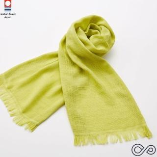 【今治織上】今治認證 抗UV輕量圍巾(色號 39)  今治織上