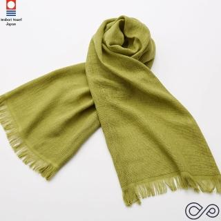 【今治織上】今治認證 抗UV輕量圍巾(色號 40)  今治織上