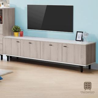 【Hampton 漢妮】柯蒂斯系列6尺電視櫃(一般地區免運費/電視櫃/長櫃) 推薦  Hampton 漢妮