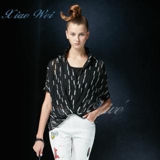 【CHENG DA】專櫃精品春夏款時尚流行短袖上衣(NO.020907)好評推薦  CHENG DA
