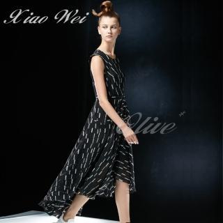 【CHENG DA】專櫃精品春夏款時尚流行無袖洋裝(NO.021080)優惠推薦  CHENG DA