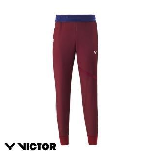 【VICTOR 勝利體育】Crown Collection賽服長褲 中性款(P-3990 D)  VICTOR 勝利體育