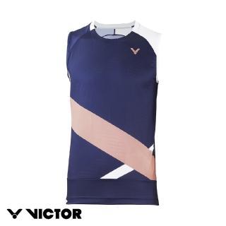 【VICTOR 勝利體育】Crown Collection大賽服背心 中性款(SV-3903 B)優惠推薦  VICTOR 勝利體育