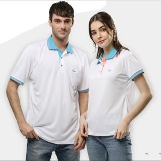 【Per GIBO】女短POLO衫-白(PK202671)  Per GIBO