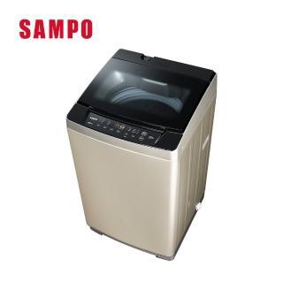 【SAMPO 聲寶】10公斤窄身變頻單槽直立式洗衣機(ES-K10DF)  SAMPO 聲寶