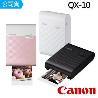 【Canon】SELPHY SQUARE QX10 輕巧相片印表機 相印機(公司貨)  Canon