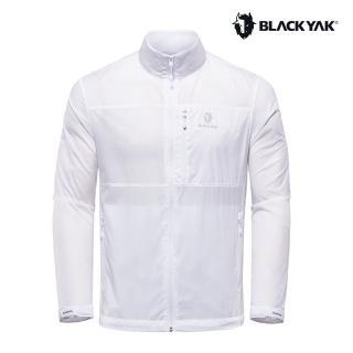 【BLACK YAK】男 LITE輕量防風外套│BYJB1MJ001(白色) 推薦  BLACK YAK