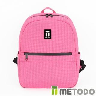 【METODO 防盜包】Backpack S 不怕割後背包(TSL-602甜蜜桃/RFID/耐磨/出遊旅行/日常休閒/防潑水/商務包)優惠推薦  ATUNAS 歐都納