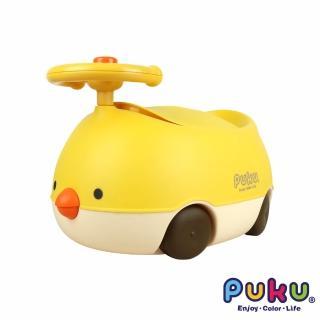 【PUKU 藍色企鵝】小汽車學習便器 推薦  PUKU 藍色企鵝