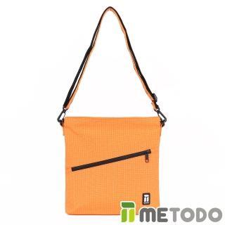 【METODO 防盜包】Shoulder Bag 不怕割斜背包(TSL-204俏皮橘/RFID/耐磨/出遊旅行/日常休閒/防潑水/側背包)品牌優惠  ATUNAS 歐都納