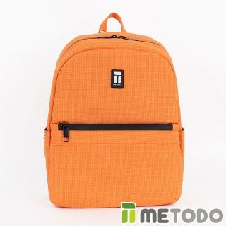 【METODO 防盜包】Backpack S 不怕割後背包(TSL-602俏皮橘/RFID/耐磨/出遊旅行/日常休閒/防潑水/商務包)好評推薦  ATUNAS 歐都納