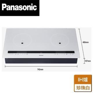 【Panasonic 國際牌】KY-E227E_ IH調理爐(北北基含運送不含安裝)  Panasonic 國際牌