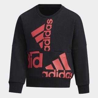 【adidas官方旗艦館】長袖上衣 男童/女童(FM9719)好評推薦  adidas 愛迪達