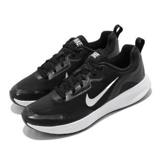 【NIKE 耐吉】休閒鞋 Wearallday WNTR 運動 男鞋 輕量 舒適 避震 簡約 球鞋 穿搭 黑 白(CT1729-001) 推薦  NIKE 耐吉