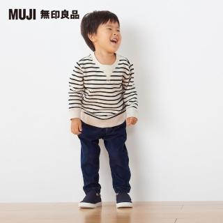 【MUJI 無印良品】幼兒棉混柔軟裏毛圓領衫(共4色)優惠推薦  MUJI 無印良品