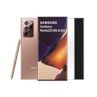 【SAMSUNG 三星】Galaxy Note 20 Ultra 5G 6.9吋三主鏡超強攝影旗艦機(12G/256G)優惠推薦  SAMSUNG 三星