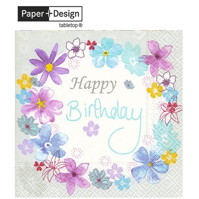 【Paper+Design】Birthday