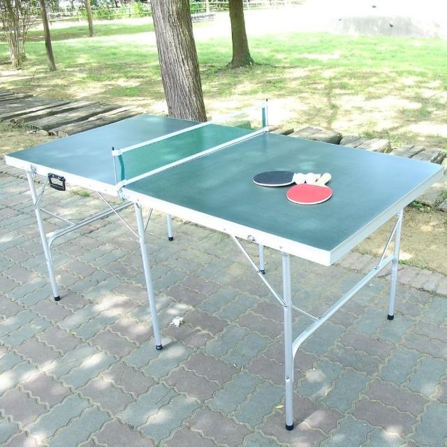 【Sport-gym】-輕巧桌球桌/乒乓球桌/桌球台-/