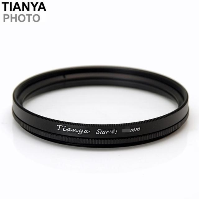 【Tianya天涯】8線米字星芒鏡37mm-可旋轉(星芒鏡