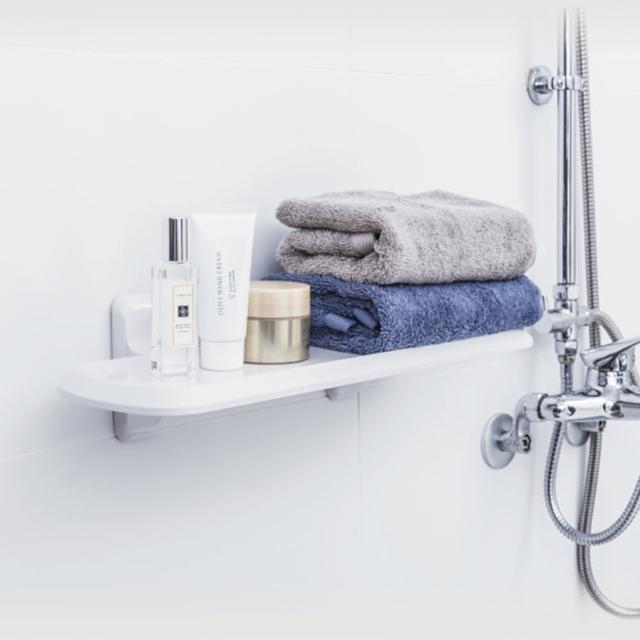 【3M】無痕防水收納-浴室置物板
