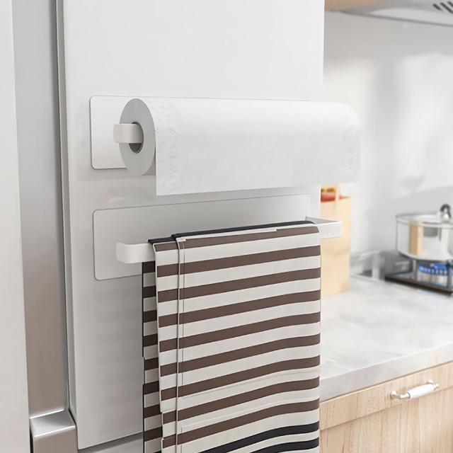 【MAG】冰箱磁吸式廚房紙巾架