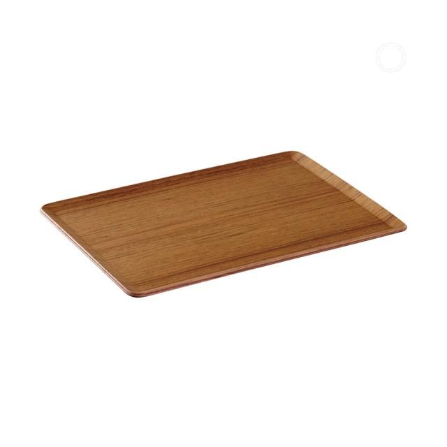 【Kinto】木製餐墊_柚木/