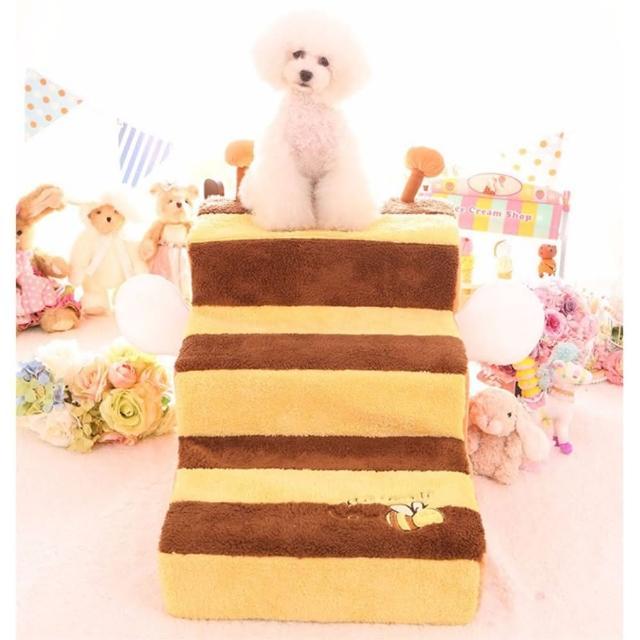 【寵物夢工廠】寵物三層樓梯