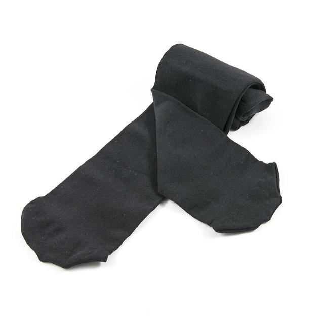 【公主童襪】超細纖維黑色兒童褲襪/跳舞褲襪(0-12歲)-