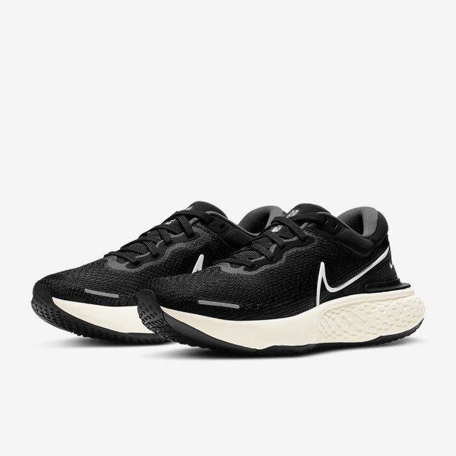 【NIKE 耐吉】NIKE ZOOMX INVINCIBLE RUN FK 男 慢跑鞋 黑(CT2228001)