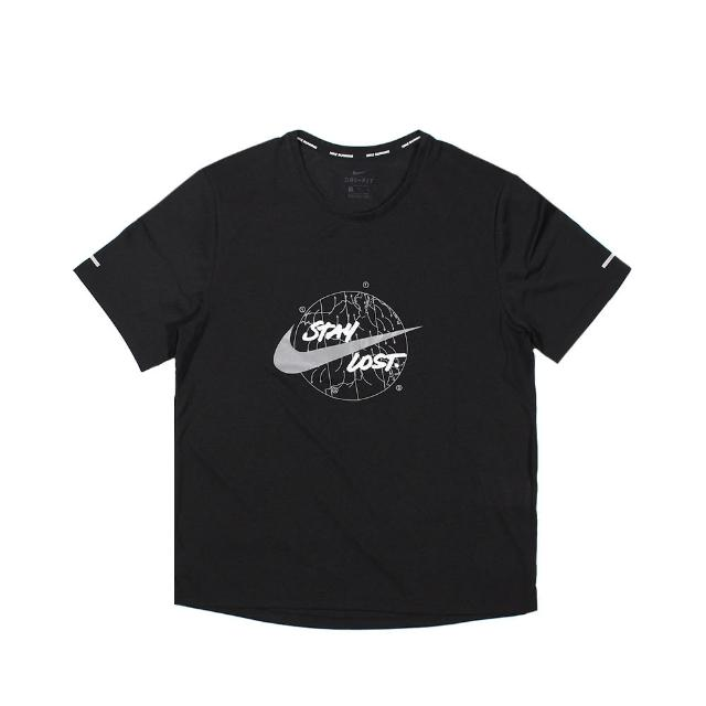 【NIKE 耐吉】圓領T短 AS M NK DF MILER TOP SS WR GX 男 - DA0217010