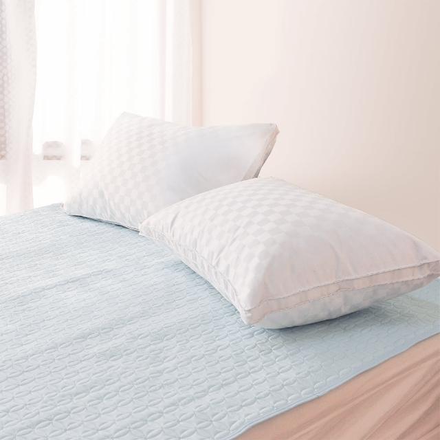 【Margaery】頂級立體車邊30/70羽絨枕(2入)