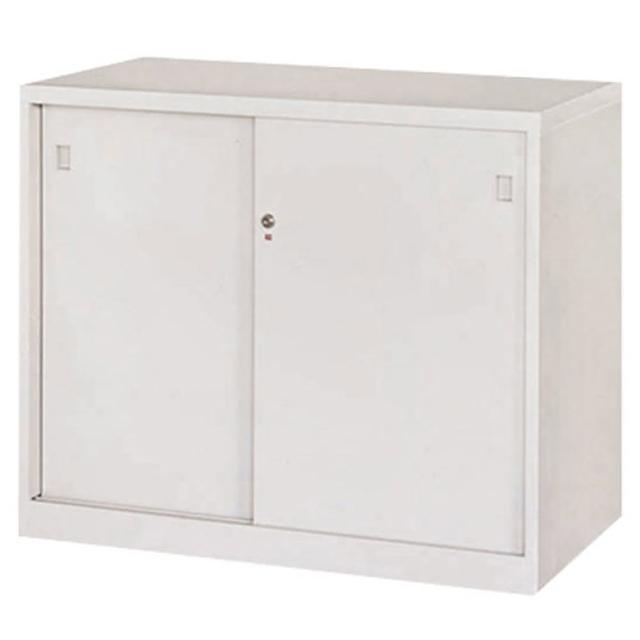 【時尚屋】拉門下置式鋼製公文櫃(UA8-S405-10)