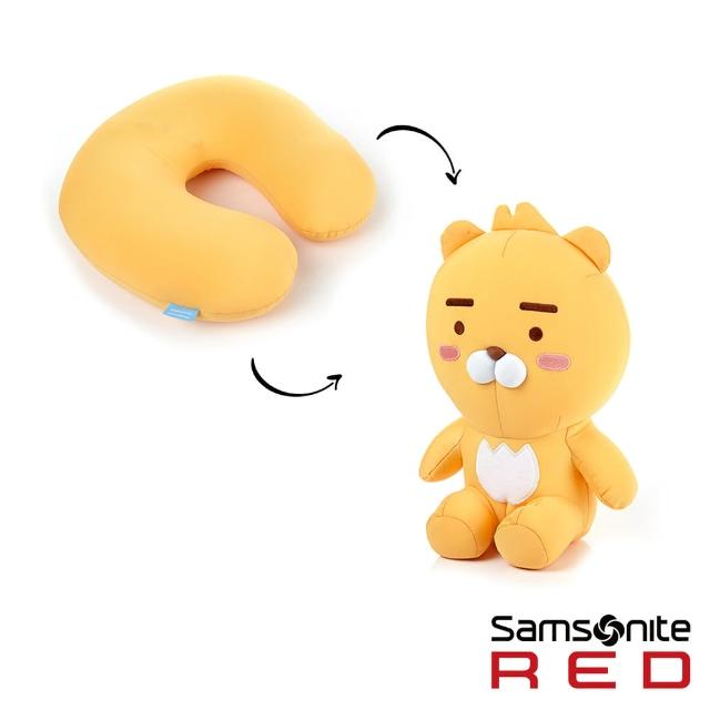 【Samsonite RED】Little RYAN 變型頸枕(黃)