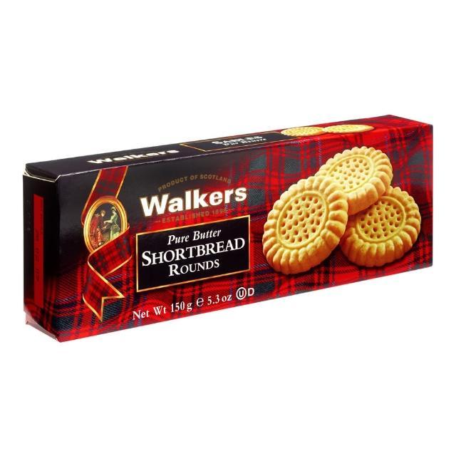 【Walkers】蘇格蘭皇家圓形奶油餅乾150g