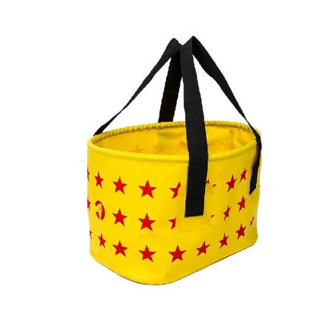 【E.City】可折疊星星加厚水桶(多用途)
