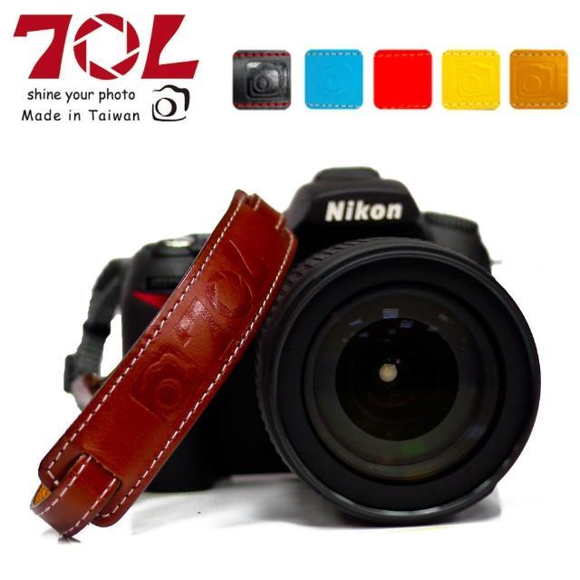 【70L】COLOR WRIST STRAP SWL1201真皮彩色相機手腕帶(單眼可用)