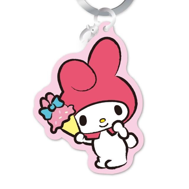 【iPASS 一卡通】三麗鷗奇幻樂園《美樂蒂》造型一卡通 代銷(Sanrio)