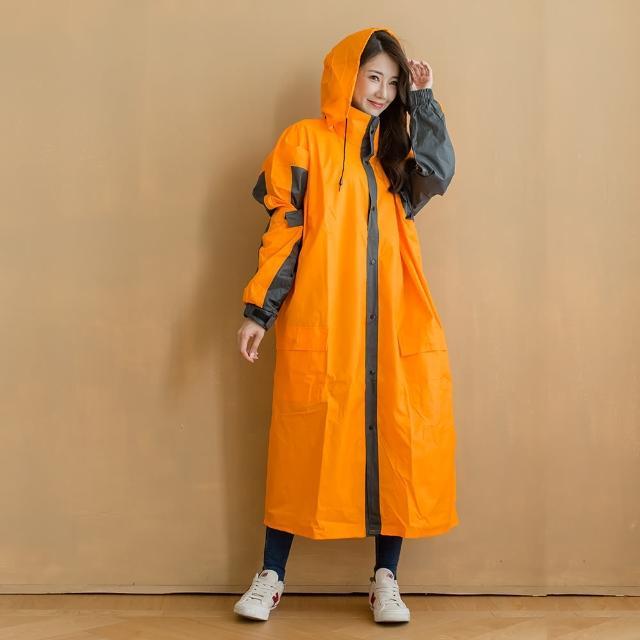 【BrightDay君邁雨衣】勁馳前開式風雨衣(機車雨衣、戶外雨衣)