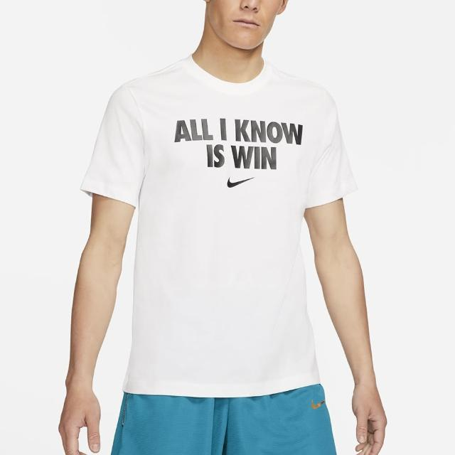 【NIKE 耐吉】上衣 男款 短袖上衣 運動 AS M NK OC OPEN 1 TEE 白 DD0774-100