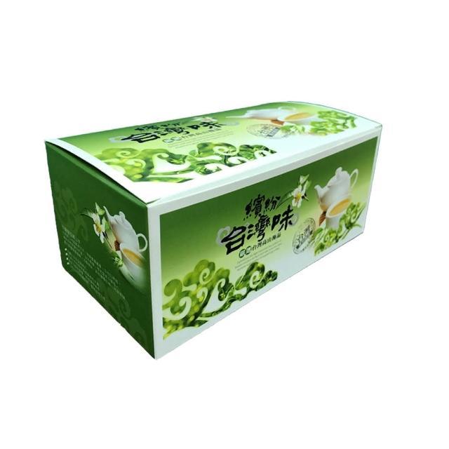 【新造茗茶】精選台灣極品茶包組(30入/盒)