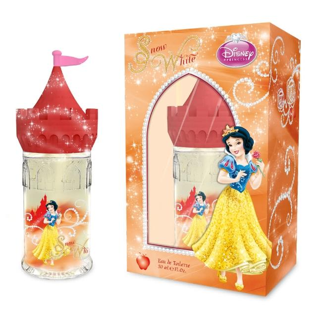 【Disney 迪士尼】Snow White 白雪公主 童話城堡香水(50ml)