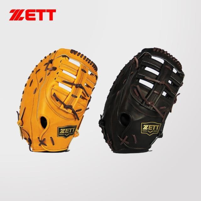 【ZETT】36系列棒球全牛手套 33吋 捕手用(BPGT-3613)