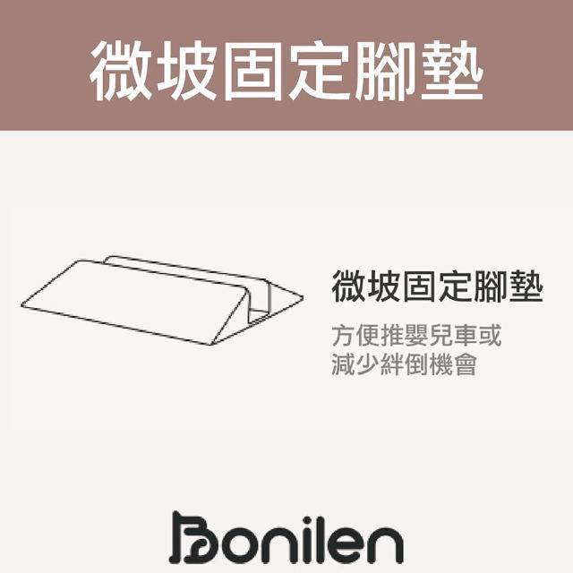 【bonilen】TINI DOOR 兒童/寵物安全護欄專用微坡固定腳墊