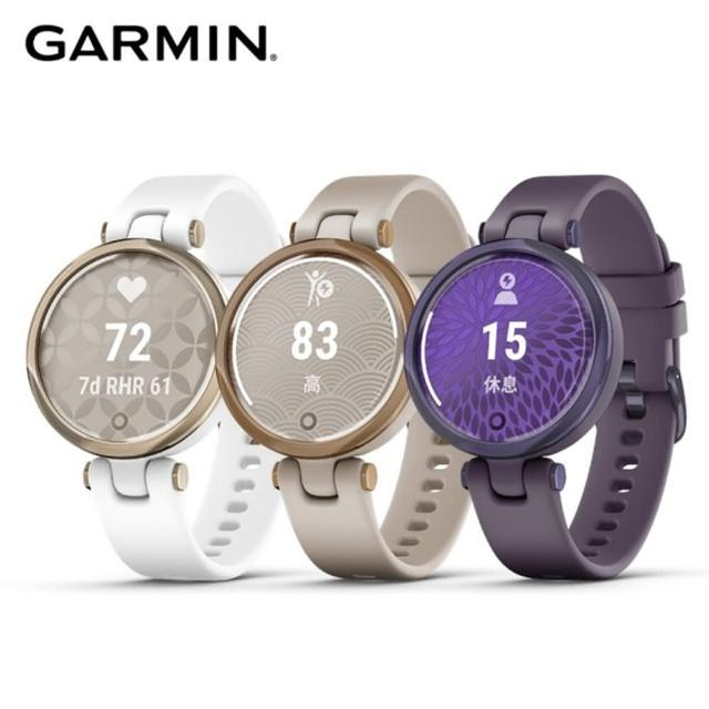 【GARMIN】Lily 智慧腕錶 運動款