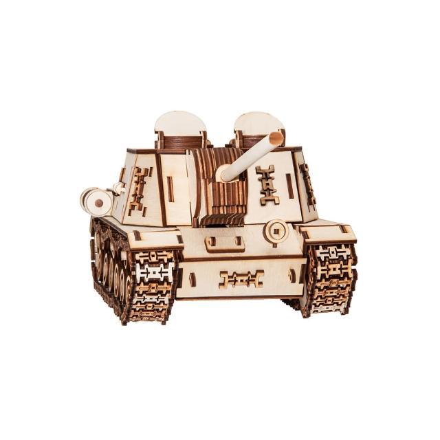 【EWA】白俄羅斯 EWA 動力模型/重砲英雄 ISU152(模型)