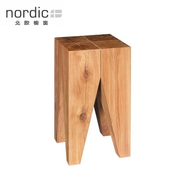 【北歐櫥窗】e15 Backenzahn 臼齒小木桌(歐洲橡木)