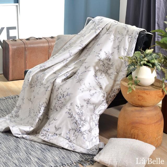 【La Belle】悠靜拾光100%萊賽爾天絲涼被(5x6.5尺)