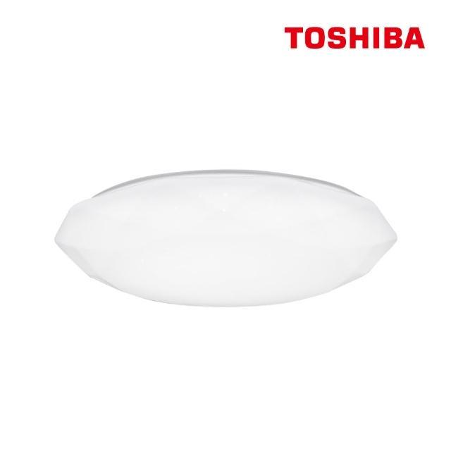【TOSHIBA 東芝】RGB 星鑽80W LED 美肌吸頂燈(8~10坪)