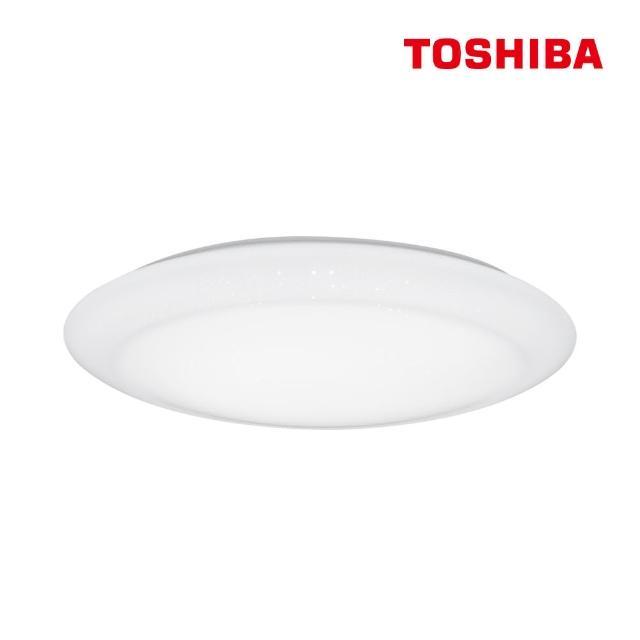 【TOSHIBA 東芝】RGB 星幕60W LED 美肌吸頂燈
