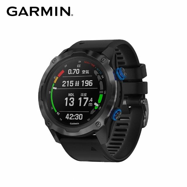 【GARMIN】Descent MK2i GPS 潛水電腦錶